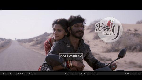 Mirzya starring Harshvardhan Kapoor and Saiyami Kher