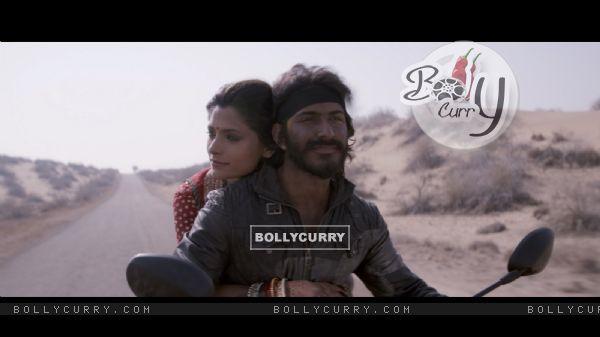 Mirzya starring Harshvardhan Kapoor and Saiyami Kher (421122)