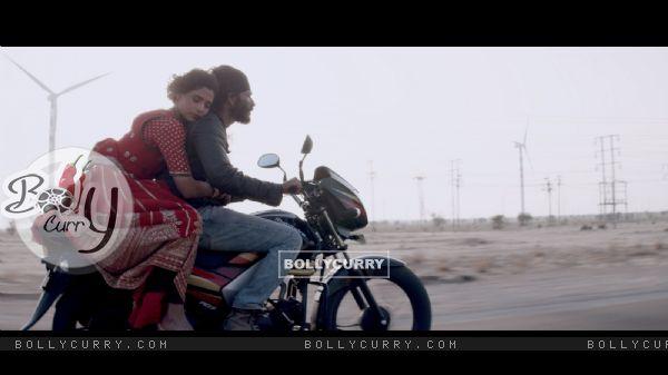 Mirzya starring Harshvardhan Kapoor and Saiyami Kher (421123)