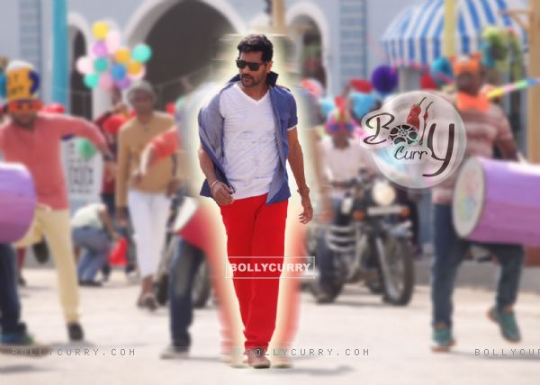 Prabhudeva to launch the song on his app - Prabhudeva