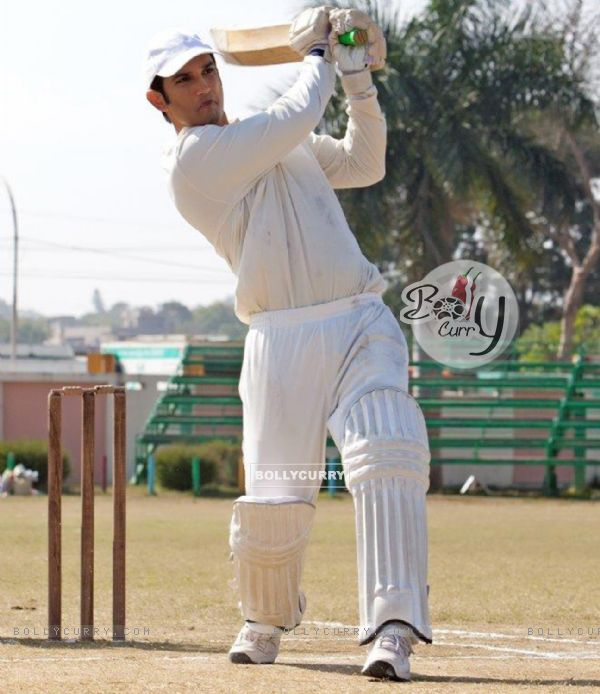 M.S.Dhoni: The Untold Story starring Sushant Singh Rajput