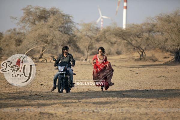 MirzyaMirzya starring Harshvardhan Kapoor and Saiyami Kher