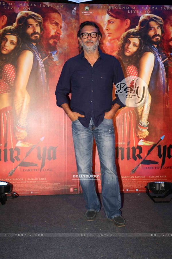 Rakeysh Omprakash Mehra at Promotion of film 'Mirzya'