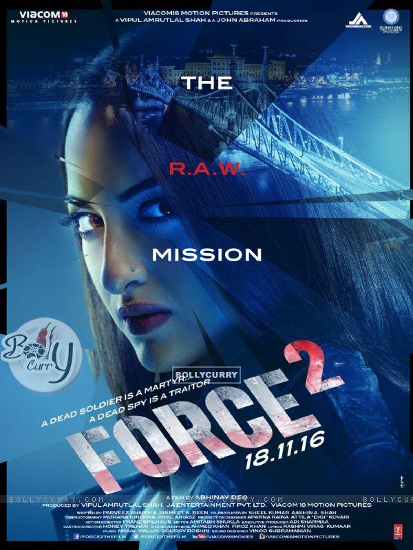 Force 2 starring Sonakshi Sinha (421279)