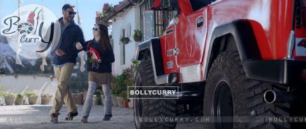 Shivaay starring Ajay Devgn