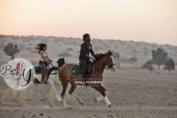 Mirzya starring Harshvardhan Kapoor and Saiyami Kher (421415)