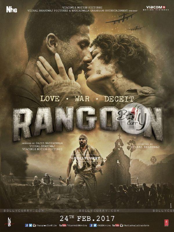 Rangoon Poster (423520)