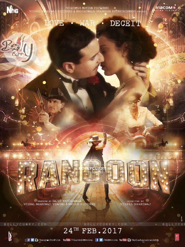 Rangoon Poster (423521)