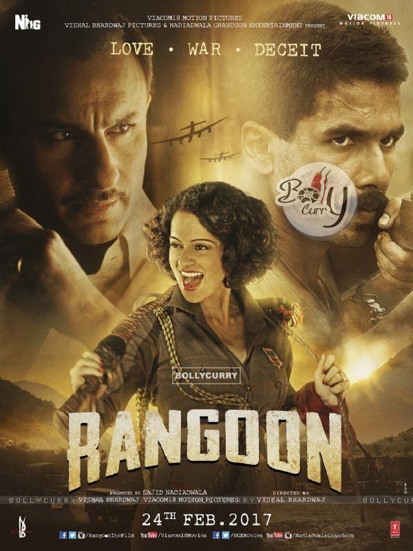 Rangoon Poster (423522)
