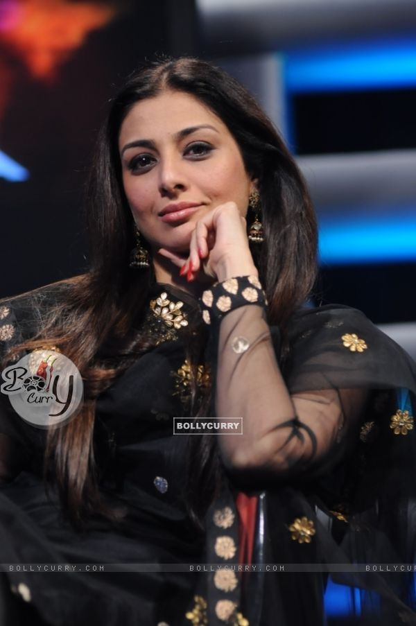 Tabu on tv show Music Ka Maha Muqqabla