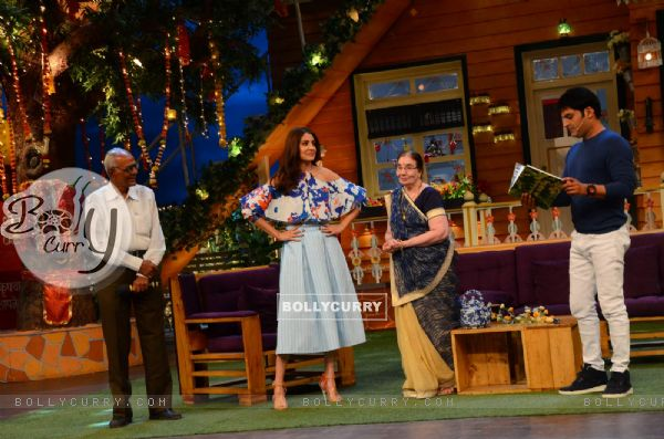 Anushka Sharma Promotes 'Phillauri' on 'The Kapil Sharma Show'