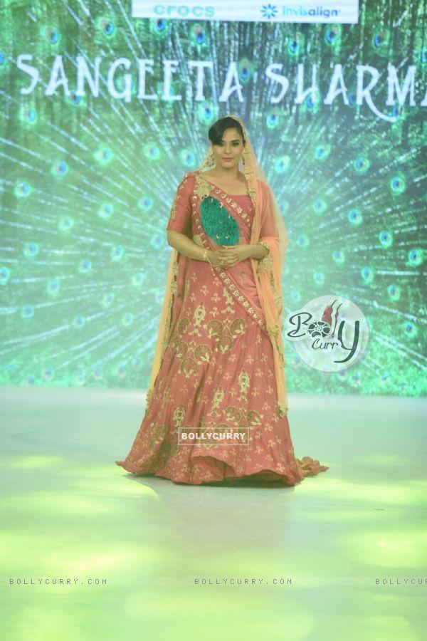 Richa Chadha at India Beach Fashion Week