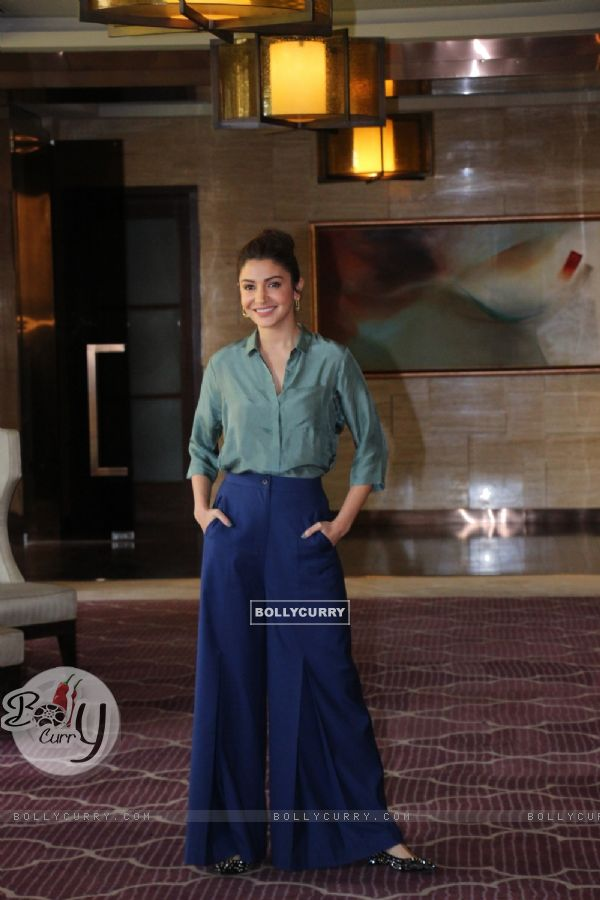 Anushka Sharma at JW Mariott, Mumbai