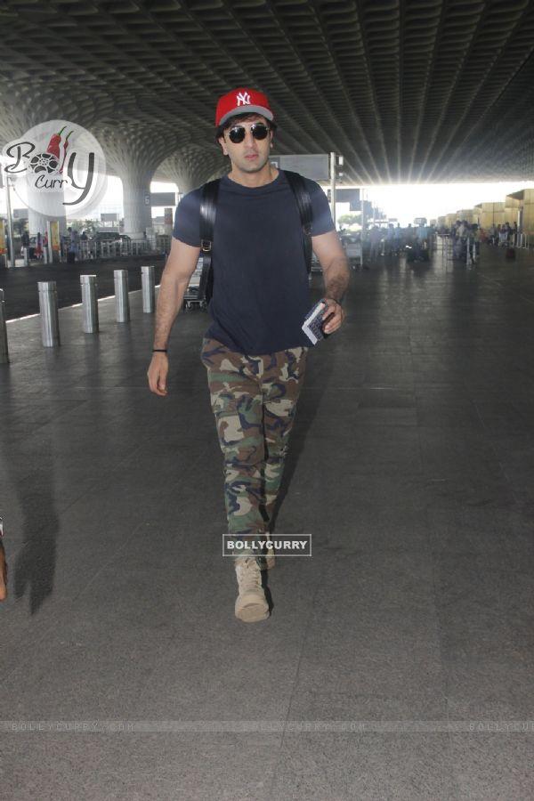 Airport Diaries!