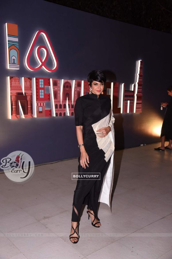 Airbnb Launch with Sonam Kapoor and Mandira Bedi