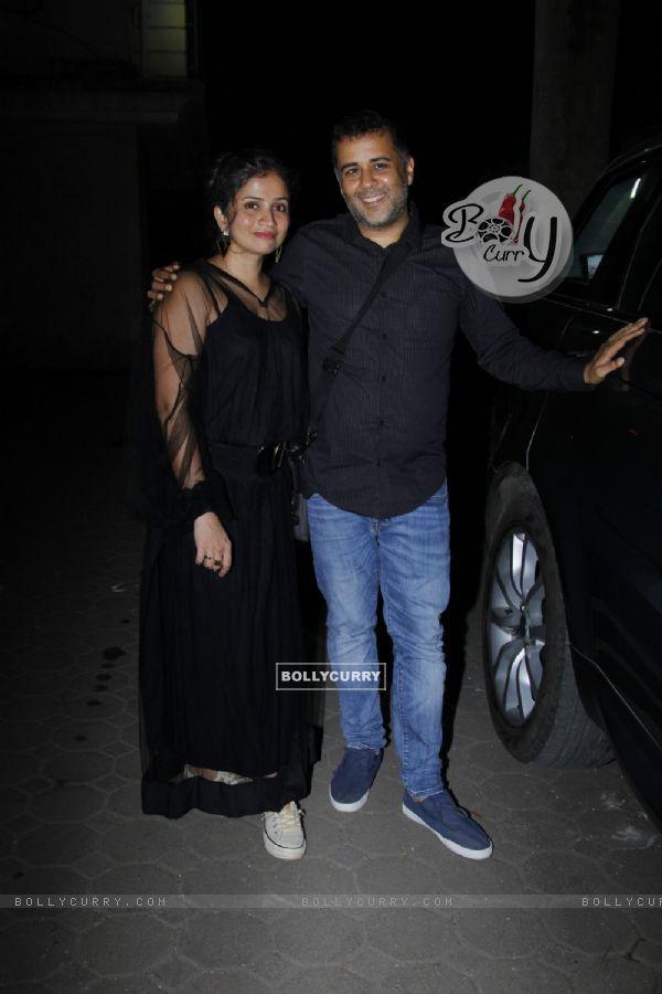 Chetan Bhagat at Mohit Suri's Bash!