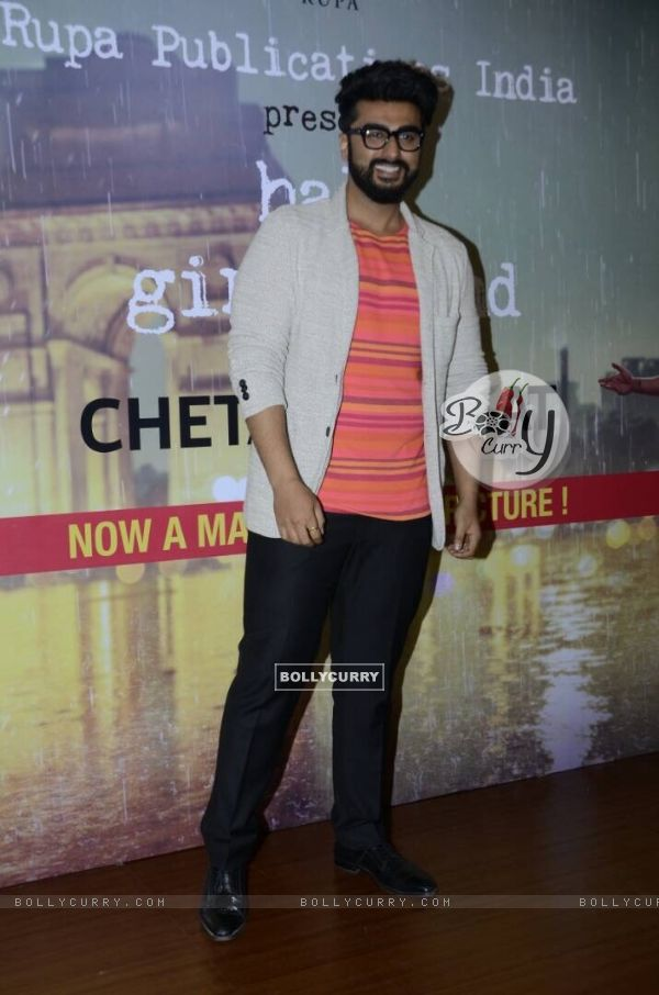 Arjun Kapoor Promotes 'Half Girlfriend' (428599)