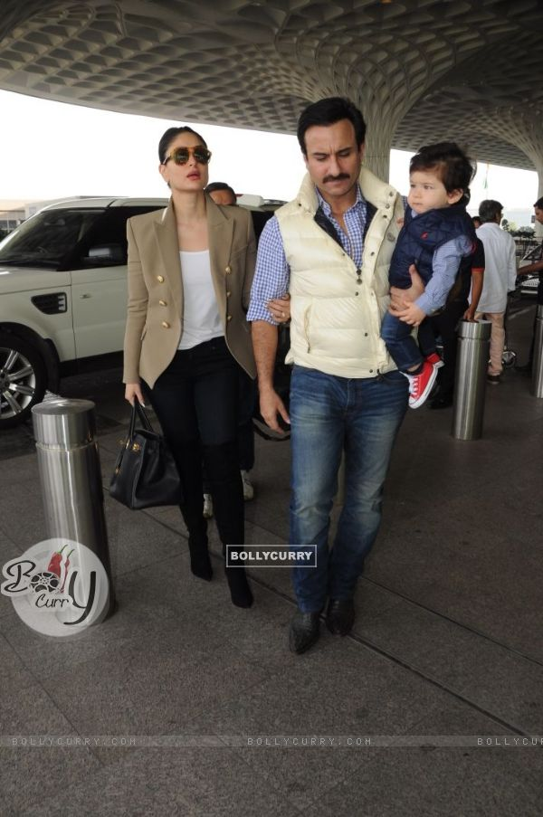 Where is your attention Taimur?
