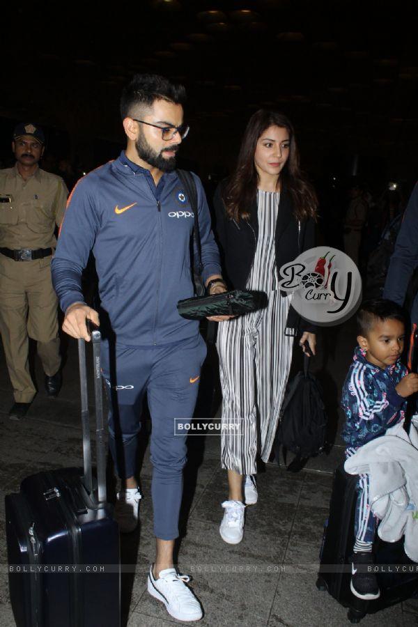 Virat cannot stop admiring Shikhar's son