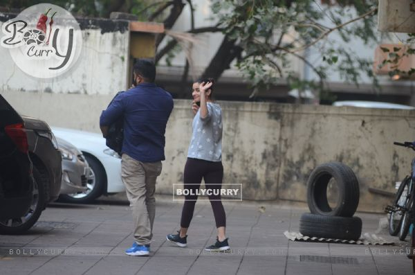 Gym Diaries: Alia Bhatt and Jahnavi Kapoor snapped