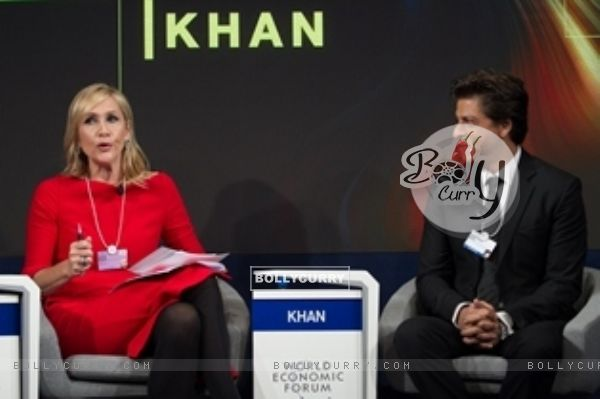 Unseen images of Shah Rukh Khan from Davos