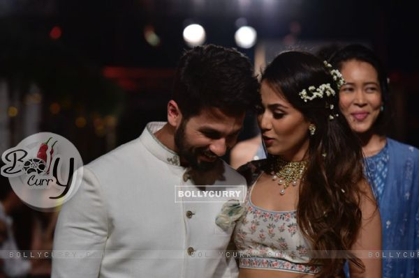 Shahid - Mira's beautiful Moment 3