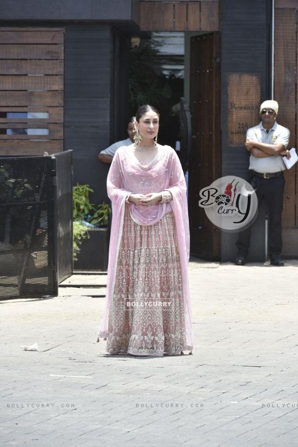 Kareena Kapoor at Sonam Kapoor and Anand Ahuja Wedding