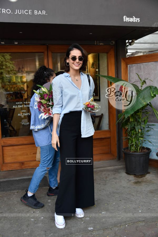 B'Town celebs snapped around the city