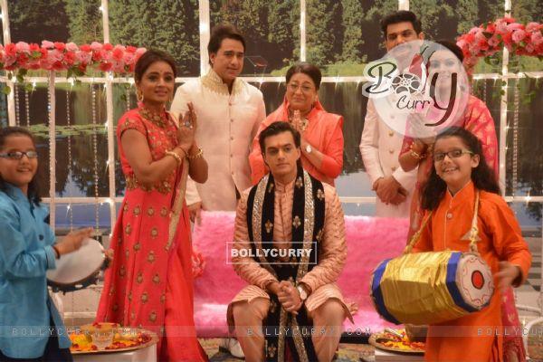 Kartik Naira Marriage in hospital in Yeh Rishta Kya Kehlata Hai