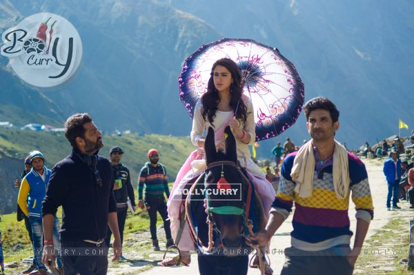 Kedarnath movie stills