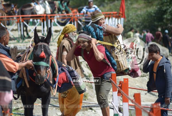 Kedarnath movie stills (440146)