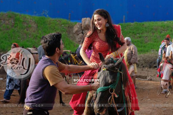 Kedarnath movie stills