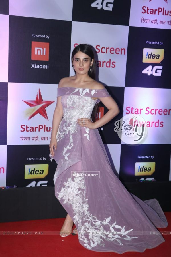 Radhika Madan at Star Screen Awards 2018