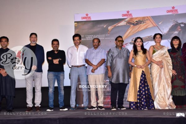 Manikarnika trailer launch