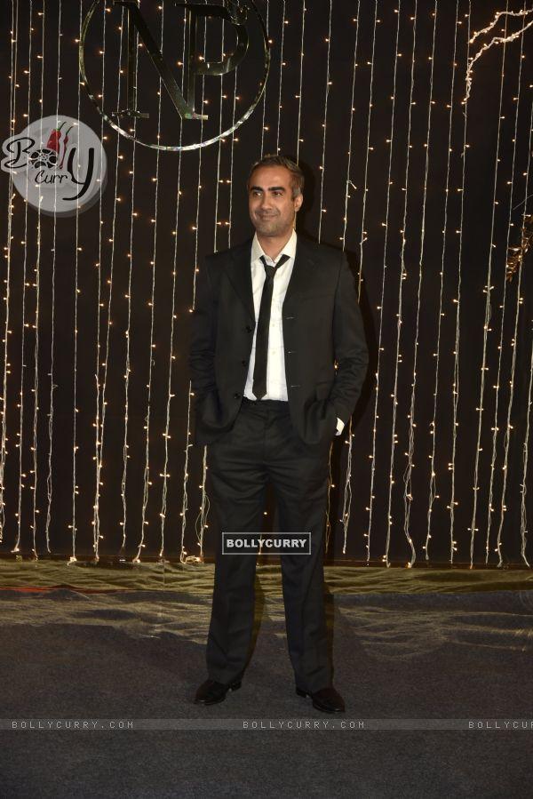 Ranvir Shorey at Priyanka Chopra and Nick Jonas Wedding Reception, Mumbai