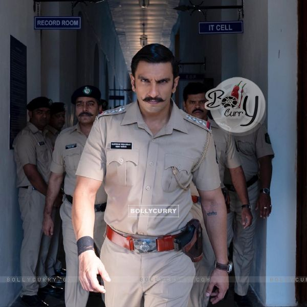 Ranveer Singh aka ACP Sangram 'Simmba' Bhalerao (442755)
