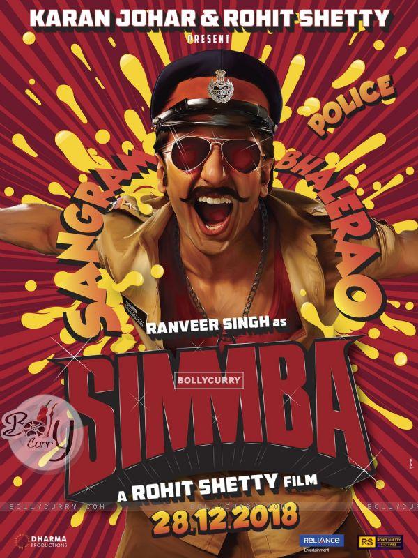 Simmba poster (442761)