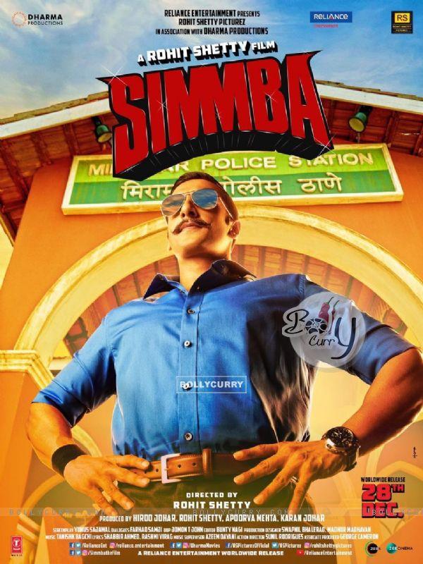 Simmba poster (442763)