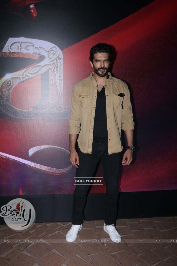 Taher Shabbir spotted at Manikarnika music launch (443065)