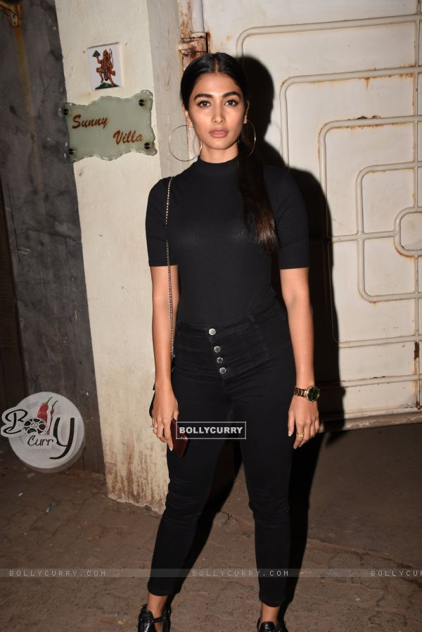 Pooja Hegde at Cheat India Special Screening