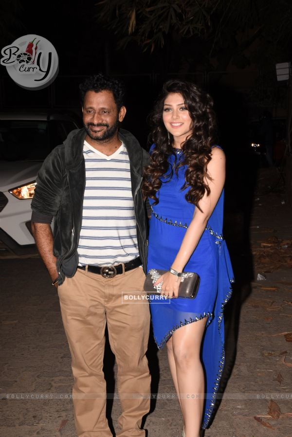 Celebrities spotted at Thackeray movie screening (443671)