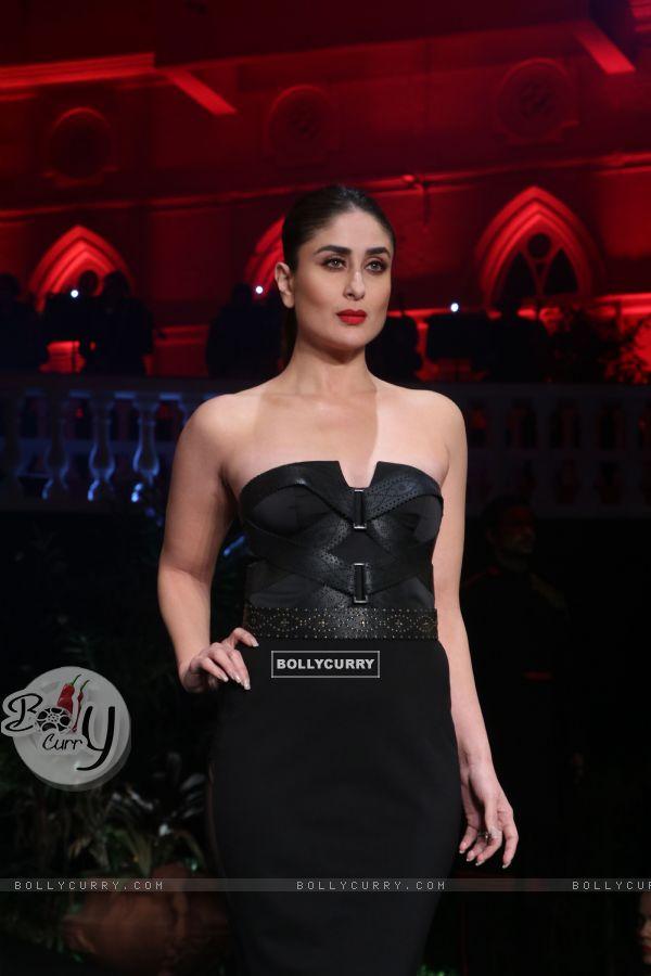 Kareena Kapoor Khan snapped at Lakme Fashion Week