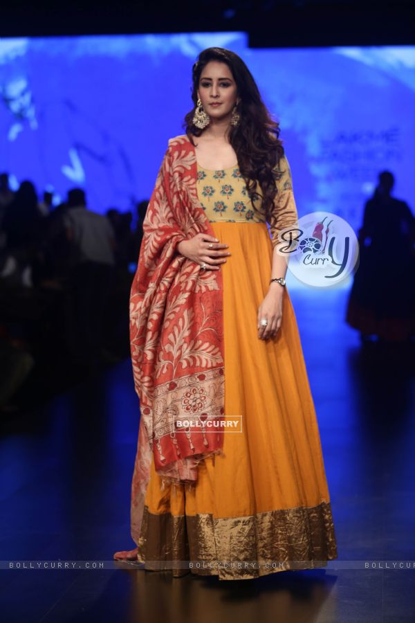 Celebrities snapped at Lakme Fashion Week