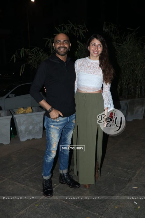 Bollywood celebs at Nora Fatehi's Birthday bash!