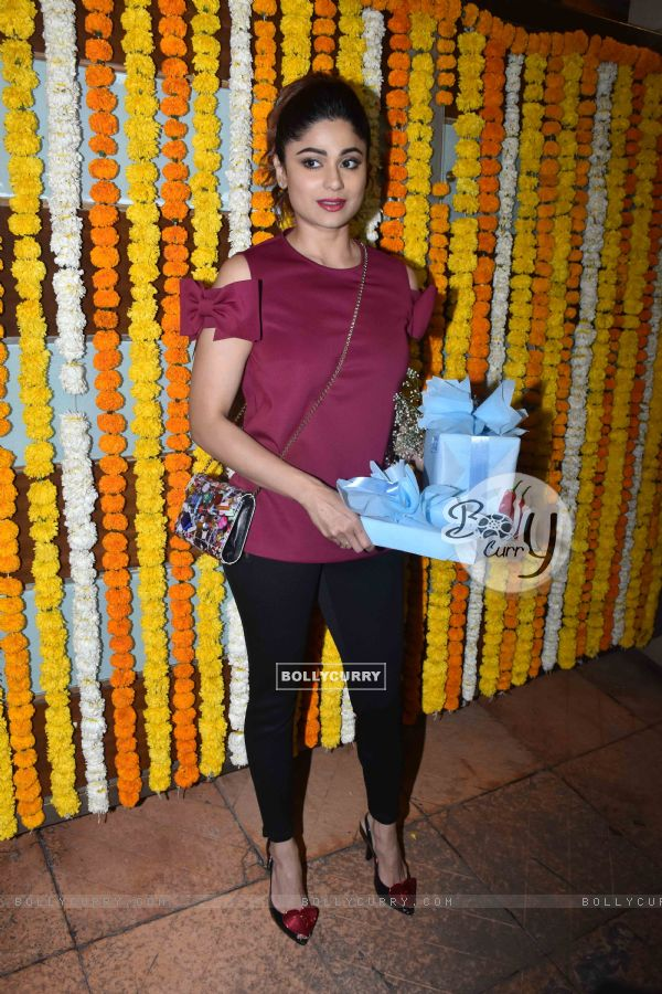 Shamita Shetty at Ekta Kapoor baby's naming ceremony