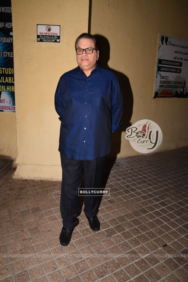 Ramesh Taurani at Sonchiriya special screening (445352)