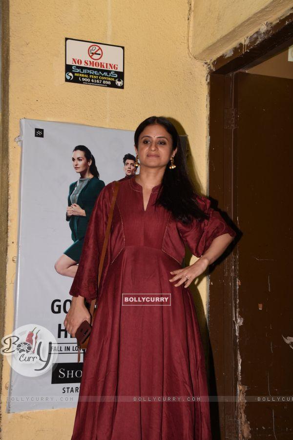 Bollywood celebrities at Sonchiriya special screening (445353)