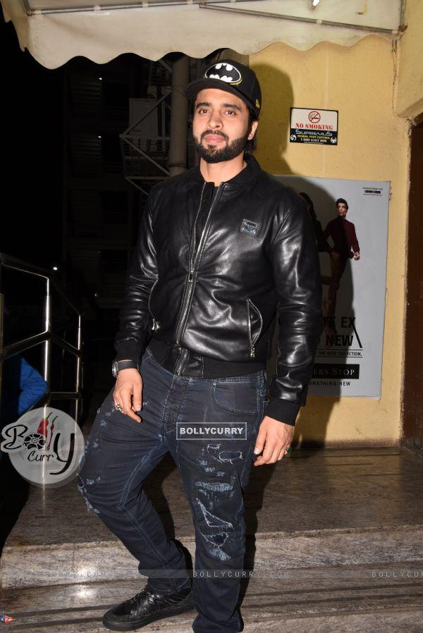Jackky Bhagnani at Sonchiriya special screening (445355)