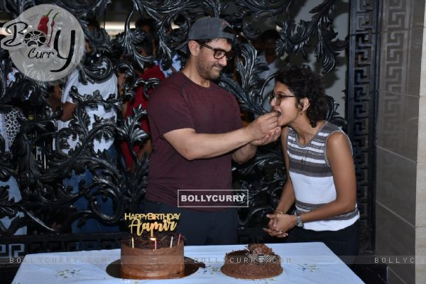 Wish You Many Many Happy returns of the day Aamir Khan!