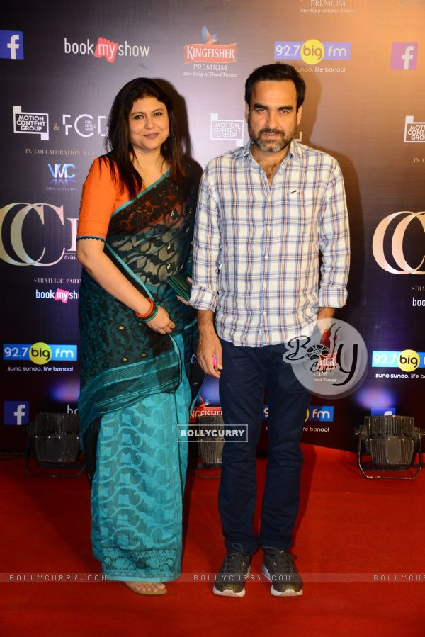 Bollywood celebrity Pankaj Tripathi snapped at Critics Choice Film Awards!